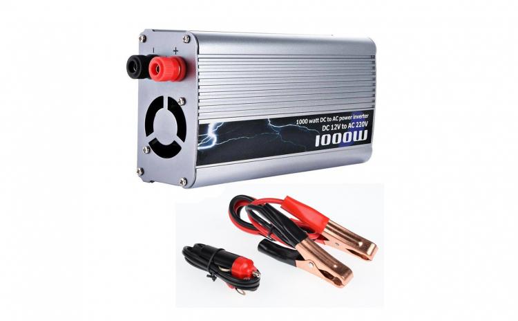 Invertor auto 1000W, 12V