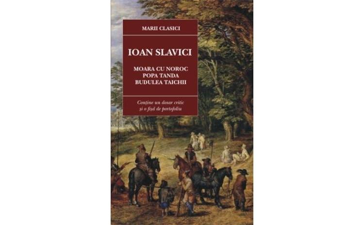 Moara cu noroc, autor Ioan Slavici