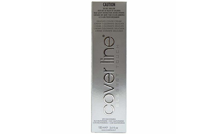 Vopsea de par,Cover Line,1 SB,100 ml