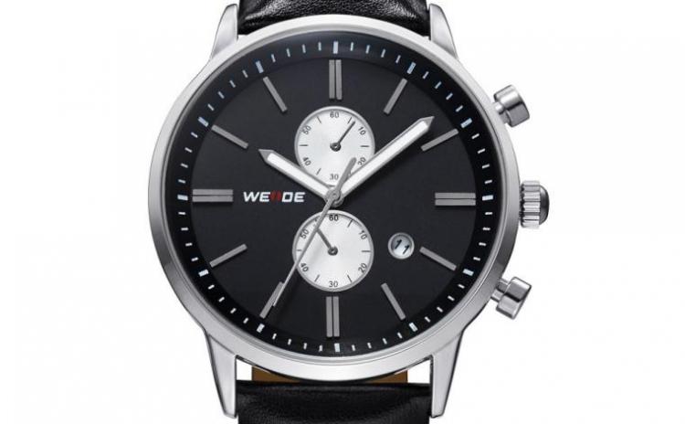 Ceas Weide WH3302-1C - black