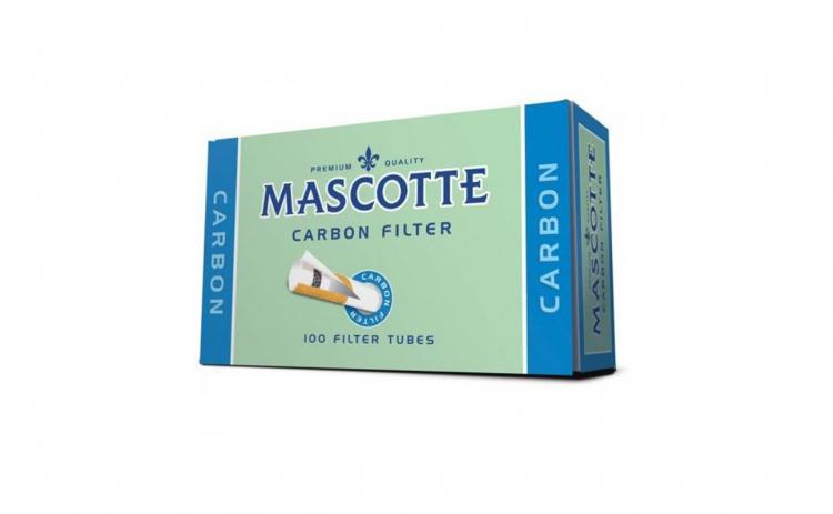 Tuburi de tigarete Mascotte Carbon 100