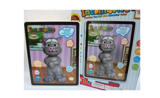 Tableta Talking Tom la doar 39 RON in loc de 110 RON. Canta celebra melodie Gangnam Style