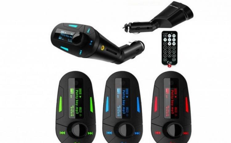 Modulator FM Wireless