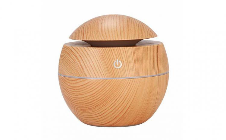 Difuzor Aromaterapie aspect lemn