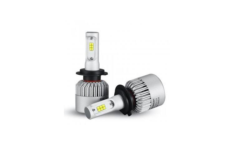 Set Bec LED S2 Lumileds Chip Philips HB4