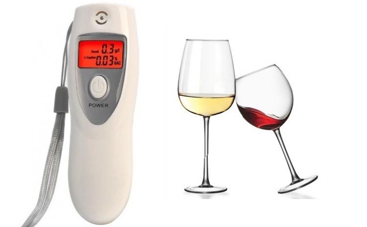 Aparat testat alcoolemia