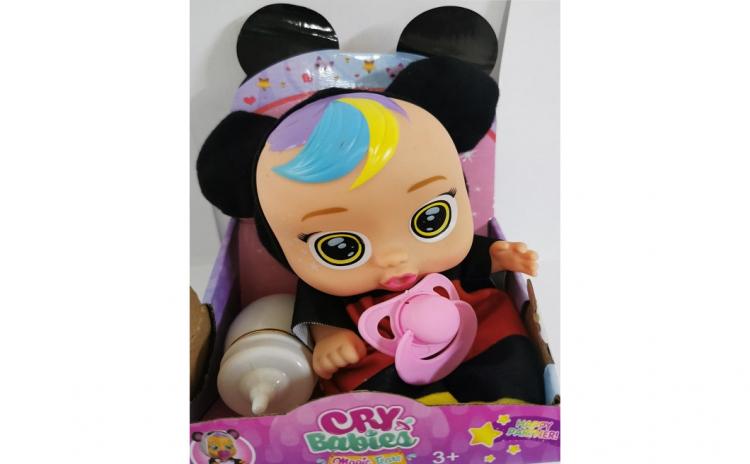 Bebelus interactiv Cry Babies