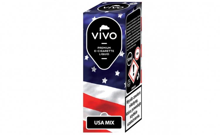 Lichid tigari electronice, USA Mix