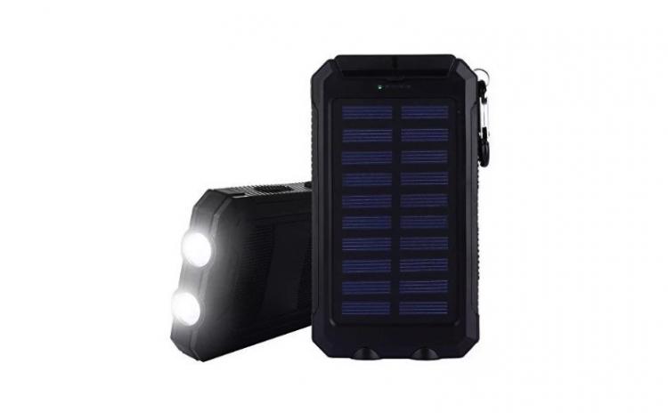 Baterie solara Army 10000 mAh