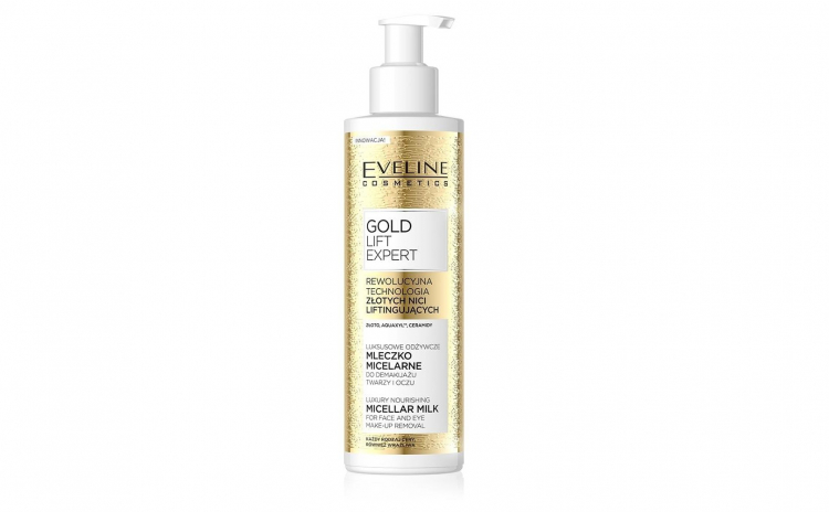 Lapte micelar Eveline Gold Lift Expert