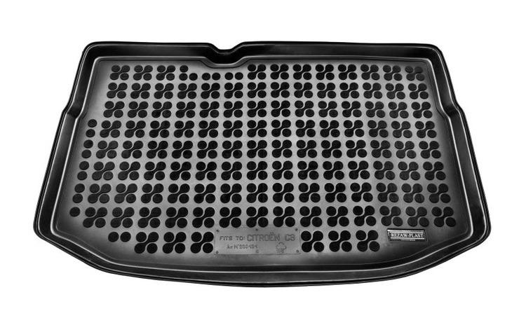Tava portbagaj dedicata Citroen C3 garnituri de trunchi, roat? de rezerv? (full size) din 2009 rezaw