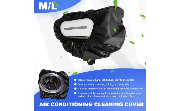 Husa curatare aer conditionat cu furtun
