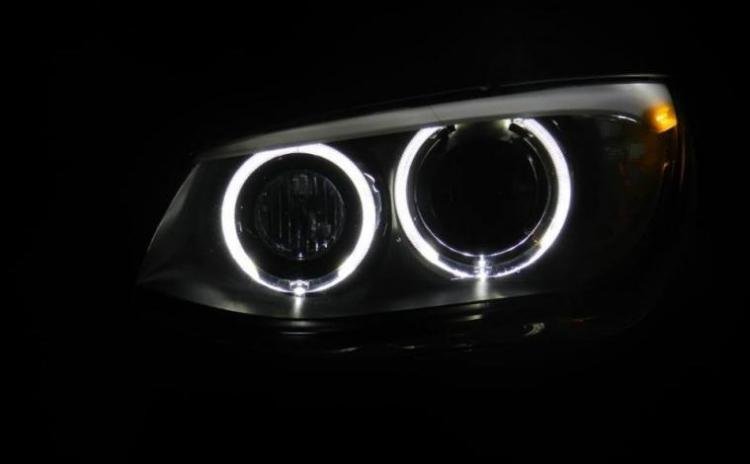 Kit lumini pentru masina 8cm Angel Eye