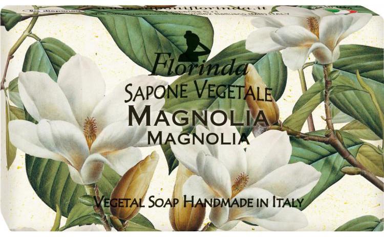 Sapun vegetal cu magnolie, 100 g