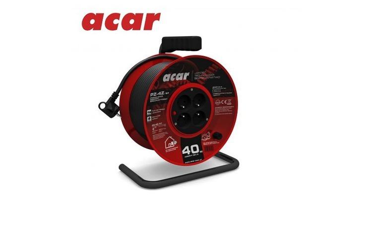 Prelungitor electric pe tambur  (40m)