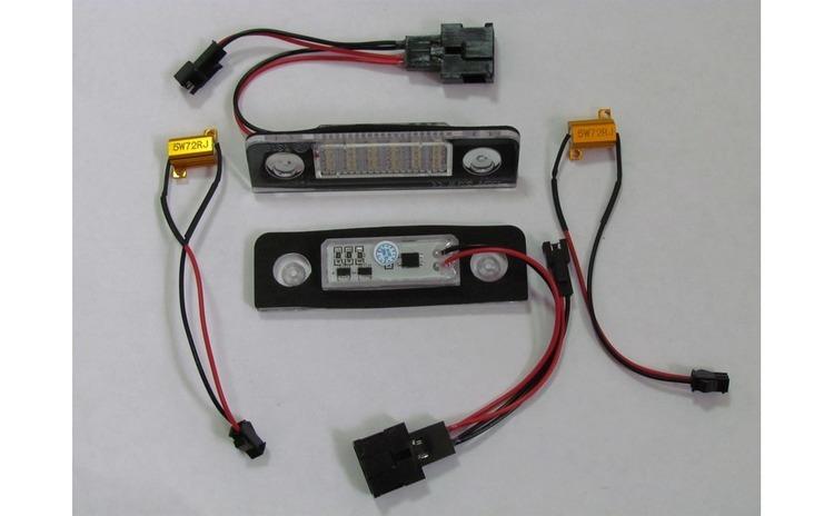 Lampa LED numar 71401 compatibila Skoda