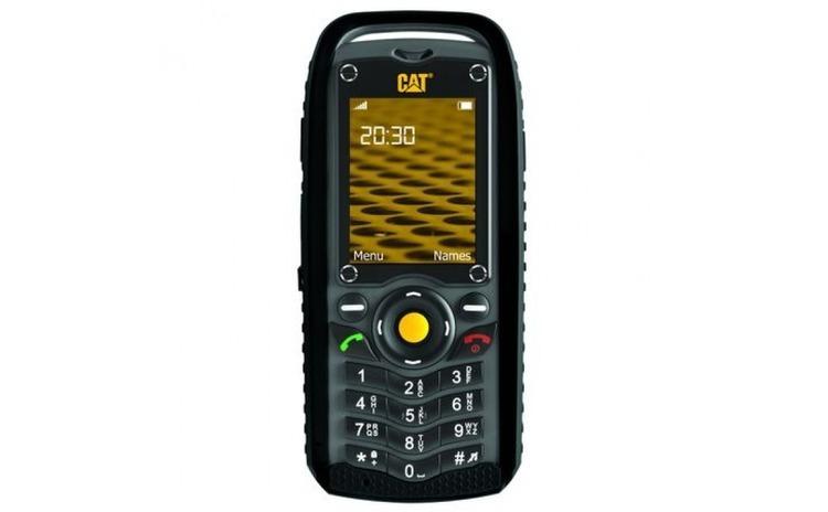 Telefon mobil CAT B25, Dual Sim, Negru