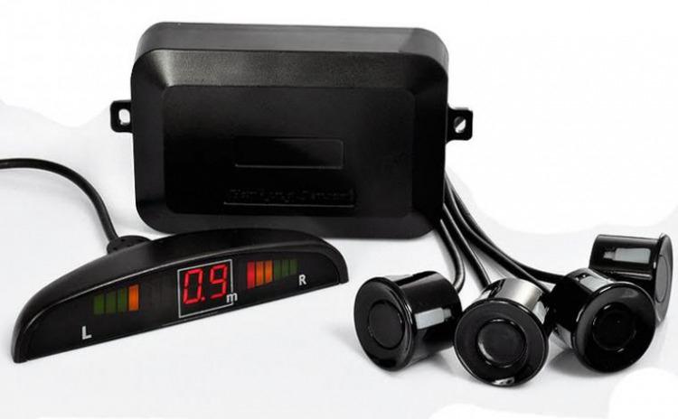 Sistem de asistenta parcare cu 4 senzori