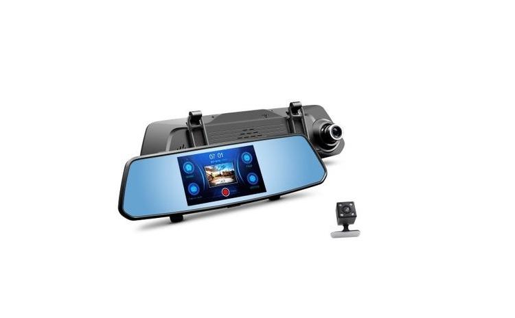 Camera auto cu touch screen FHD 1080P