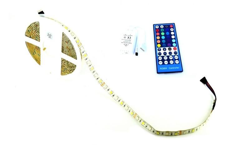 Rola banda 12V cu 1 rand LED SMD 5050