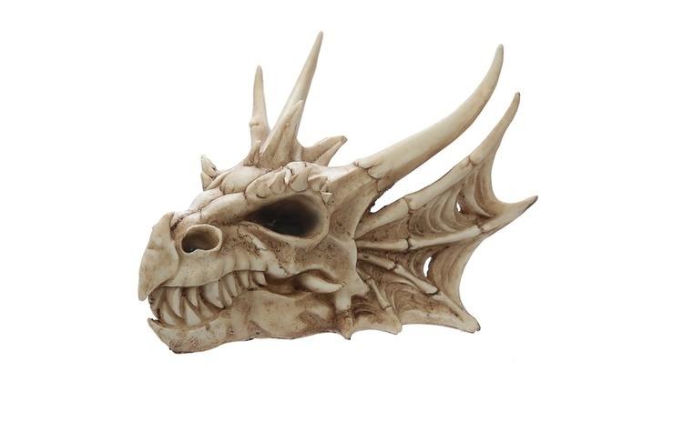 Dragon decorativ din rasina