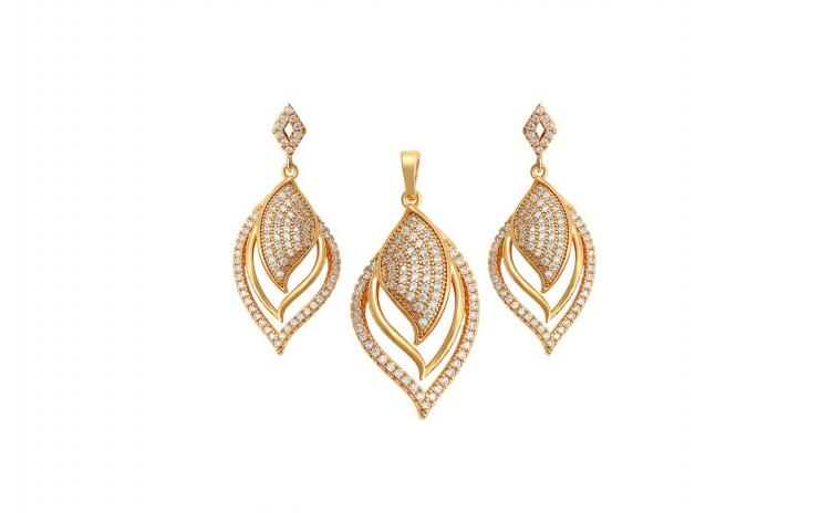 Set bijuterii Brilliant Sparkle