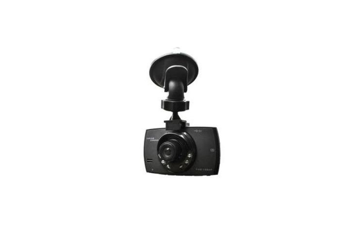 Camera auto foto-video cu infrarosu