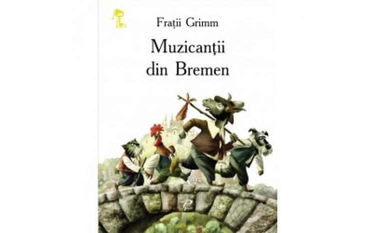 Muzicantii din Bremen , autor Fratii