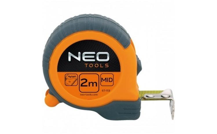 Ruleta 8m / 25mm Neo Tools 67-111