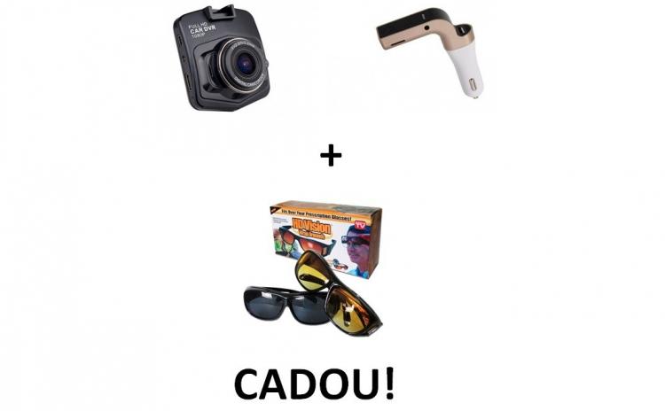 Camera Auto + Modulator + Ochelari