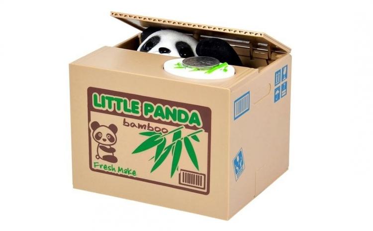 Pusculita automata - panda sau godzilla