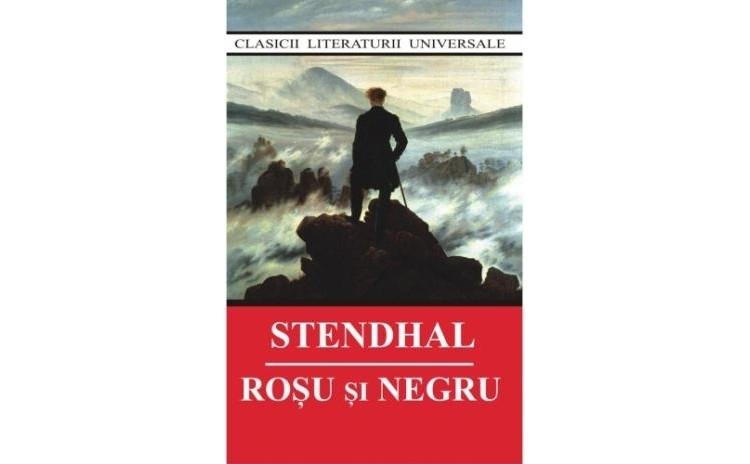 Rosu si negru, autor Stendhal