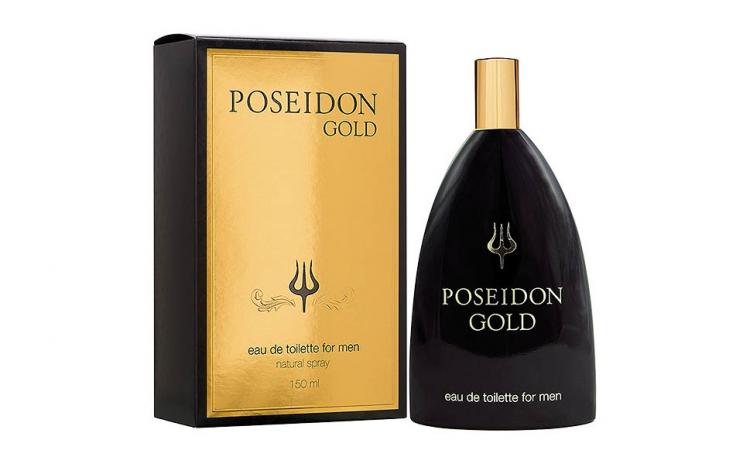 Parfum Barbati Poseidon Gold Posseidon