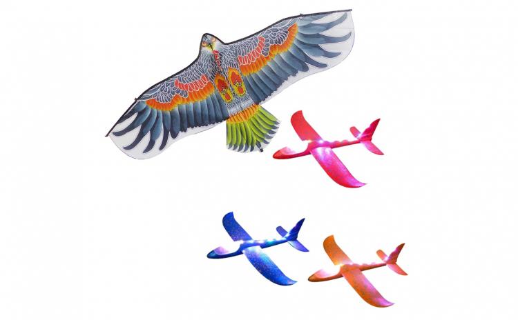 Set Zmeu + 3 avioane
