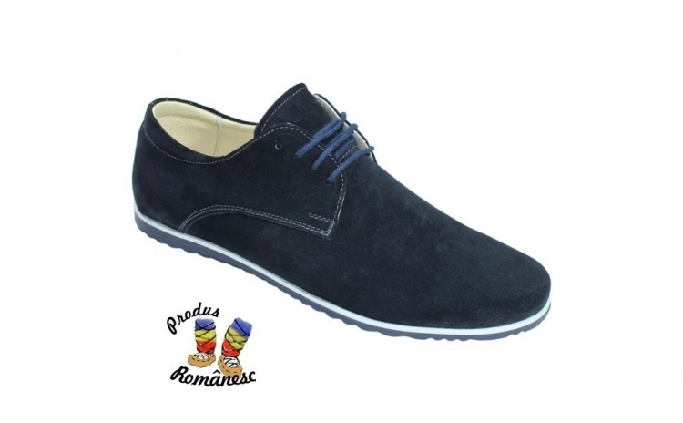 Pantofi copii din piele naturala