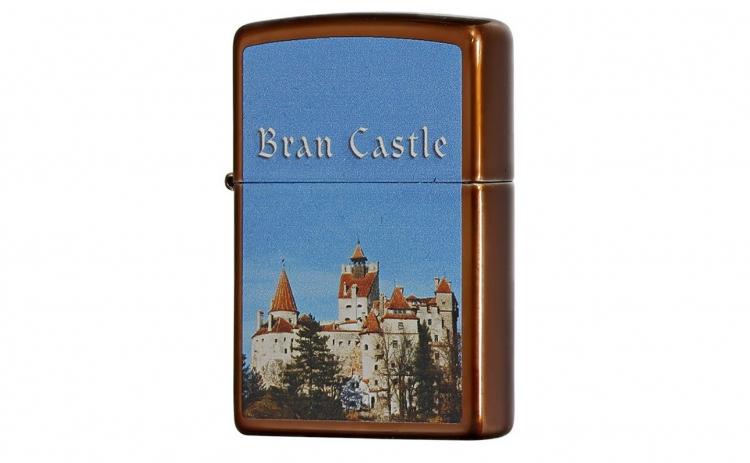 Brichete Zippo Romania - Bran Castle