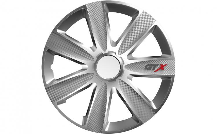 Set Capace Roti Derby GTX Carbon Silver