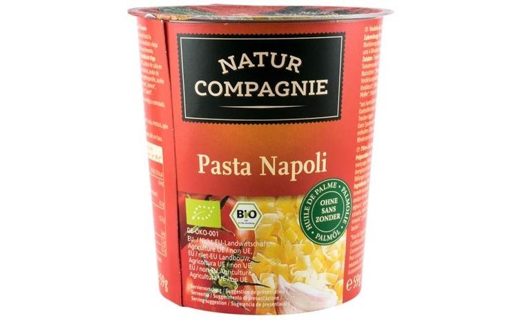Mancare la cana - Paste Napoli BIO NATUR