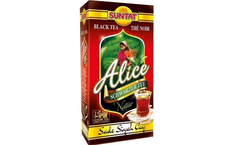 Ceai Ceylon Alice 500g Suntat