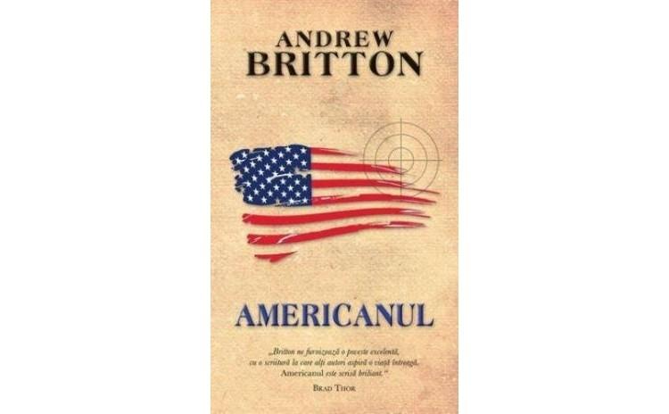 Americanul, autor Andrew Britton