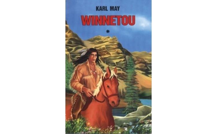 Winnetou (3 vol), autor Karl May