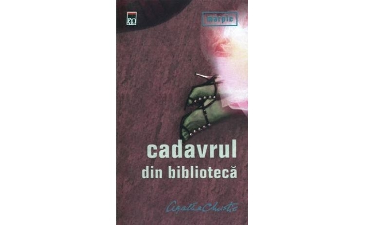 Cadavrul din biblioteca, autor Agatha