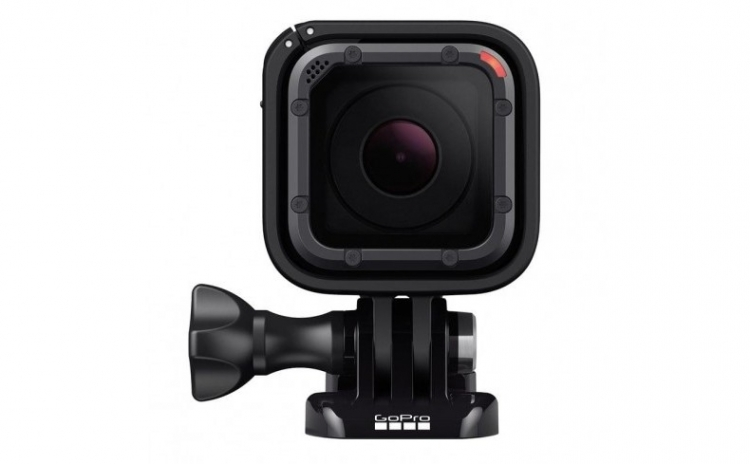 Camera video sport GoPro Hero 5 Session 4K, 10MPX, comanda vocala, rezistenta la apa, la 1520 RON