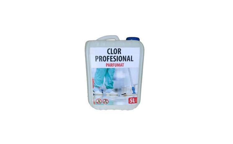 Clor Parfumat Igienizant 5 Litri