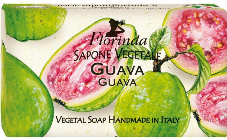 Sapun vegetal cu guava, 100 g