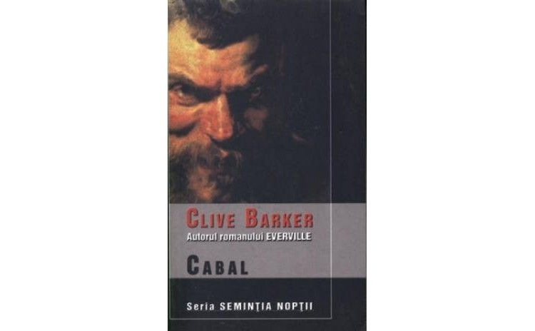 Cabal, autor Clive Barker