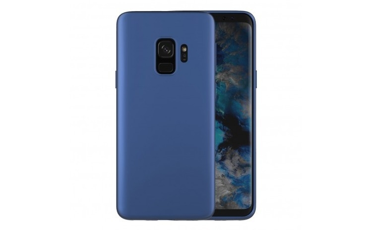 Husa Samsung Galaxy S9 Flippy Luxury Case Albastru