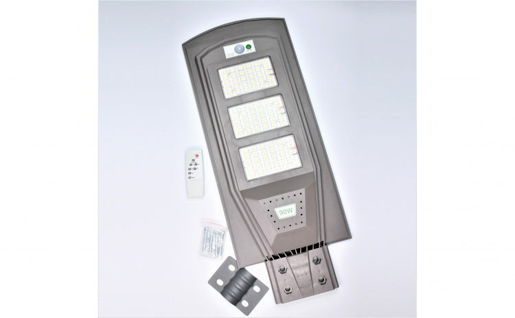 Lampa Solara De Exterior 90W