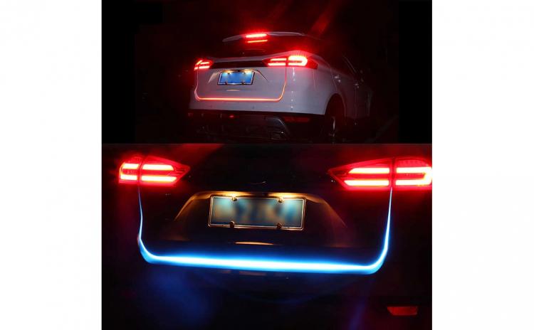 Banda portbagaj auto LED