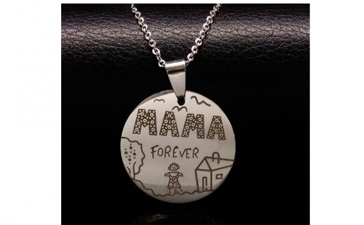 """Colier """"Mama Forever"""""""